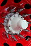 SUPER SPIKE 124 - WHEEL NUT CAP - 33mm_