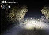 Orion+ LEDSON LED SPOTLIGHT 100W - AMBER / WHITE position light_