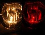 LED RED 1 diode 24V W5W _