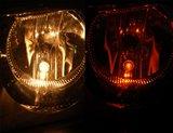 LED YELLOW/ORANGE 1 diode 24V W5W _