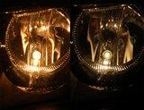 LED WARM WHITE 1 diode 24V W5W _