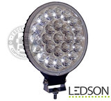 "LEDSON 9"" - 75W - HI-LUX - LED SPOTLIGHT - WITH POSITIONLIGHT_"