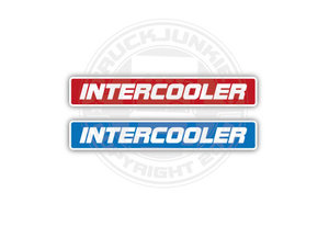 INTERCOOLER 15CM - FULL PRINT STICKER