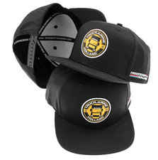 CAP - TRUCKJUNKIE TRUCKSHOP HOLLAND - BLACK