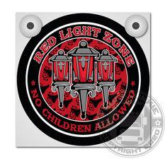 RED LIGHT ZONE - LICHTBAKJE DELUXE
