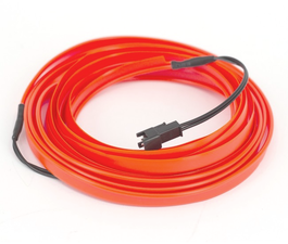 GLOWSTRIP - RED - 12-24V