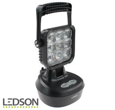LEDSON - PORTABLE WORKLIGHT WITH FLASH FUNCTION 18W (Rechargeable)