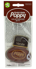 VANILLE - POPPY GRACE MATE - AIRFRESHNER - 5GRAM