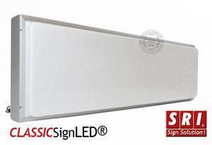 ClassicSignLED® 24V DC - 40 x 160