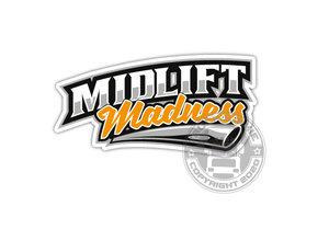 MIDLIFT MADNESS - FULL PRINT STICKER