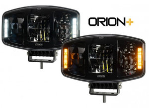 Orion+ LEDSON LED SPOTLIGHT 100W - AMBER / WHITE position light