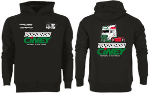 HOODIE - TRUCKSHOW CINEY - TEMPLE OF SHOWTRUCKS
