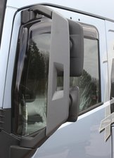 VOLVO FH4 - SIDE WINDOW DEFLECTORS SUITABLE FOR VOLVO FH4
