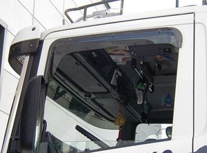 SCANIA R / 4 / STREAMLINE - SIDE WINDOW DEFLECTORS SUITABLE FOR SCANIA R / 4 / STREAMLINE