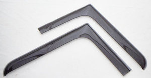 RENAULT MAGNUM AE >2008 - SIDE WINDOW DEFLECTORS  SUITABLE FOR RENAULT MAGNUM AE >2008