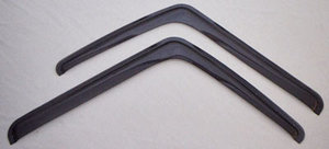 MERCEDES ATEGO/AXOR - SIDE WINDOW DEFLECTORS  SUITABLE FOR MERCEDES ATEGO/AXOR