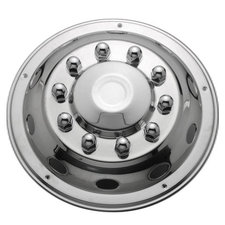DELUXE FRONT WHEEL COVER 22.5