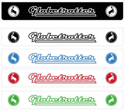GLOBETROTTER - MUDFLAP
