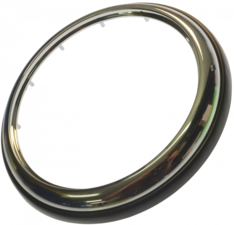 CHROME RING FOR TAILLIGHT