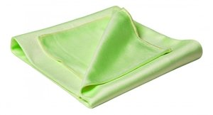 GREEN GLASS CARE TOWEL - 55 x 63cm