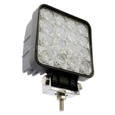 POWERFUL LED WORK LIGHT - 48W - 9-60V - 3600 LUMEN