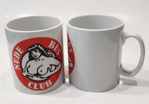 MUG - NUDE BUS CLUB