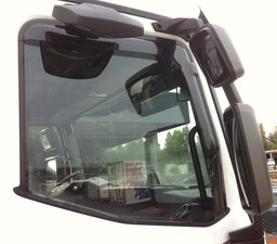 RENAULT T-SERIE - SIDE WINDOW DEFLECTORS SUITABLE FOR RENAULT T-SERIE