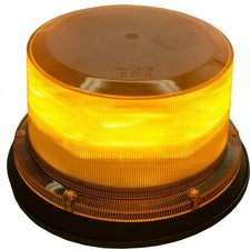 ROTATING LED STROBE BEACON WITH 8 FLASH PATTERNS