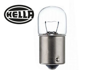 HELLA - LIGHT BULB 24V - 5W - Ba15s