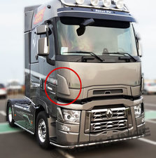 DIRT DEFLECTOR - SUITABLE FOR RENAULT T