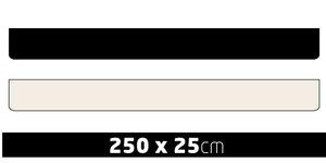 SPATLAP - ZONDER OPDRUK - 250 X 25CM