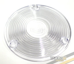 WHITE - SINGLE LENS - SUITABLE FOR SPANISH HELLA LAMP