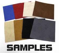 SAMPLE - ALCANTARA FOLIE
