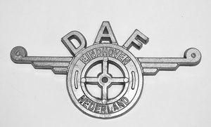 DAF EINDHOVEN ALUMINIUM - 250mm