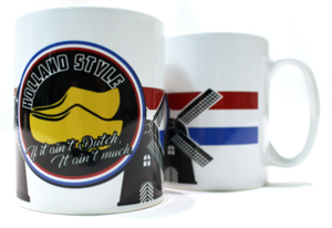 MUG - HOLLAND STYLE - DUTCH