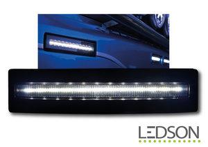 WHITE - LEDSON OPTOLINE - SUNVISOR POSITION LAMP - NEXT GENERATION LOOK