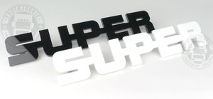 SUPER EMBLEM - LIMITED EDITION
