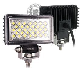 LEDSON - BRILLIANT WORKLIGHT 6W - 120GRADEN