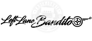 DAF - LEFT LANE BANDITO - STICKER