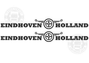 EINDHOVEN HOLLAND DAF - STICKER