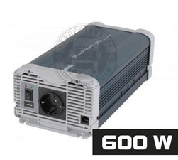 600W - PURE SINE INVERTER - PURE POWER 24-220V