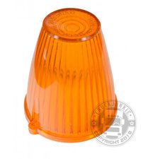 ORANGE SPARE LENS - TORPEDO LAMP