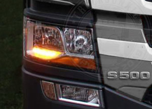 Truckjunkie - lighting specifically for Scania trucks