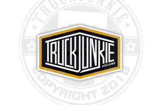 TRUCKJUNKIE HOLLAND - FULL PRINT STICKER