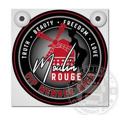 MOULIN ROUGE VIP MEMBER - LIGHTBOX DELUXE