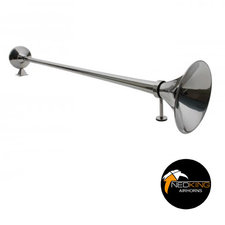 NEDKING - 950mm - AIR HORN STAINLESS