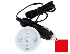 POPPY LED - 5 LED - RED - 12/24V