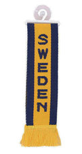 MINI SCARF - SWEDEN
