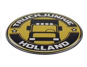 TRUCKJUNKIE HOLLAND - 3D DELUXE FULL PRINT STICKER