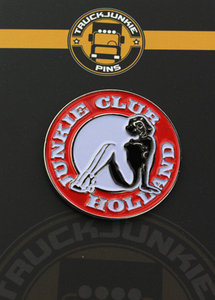 JUNKIE CLUB HOLLAND PIN